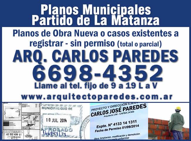 Planos Municipales Partido de La Matanza