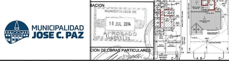 Plano Municipal Jose C. Paz