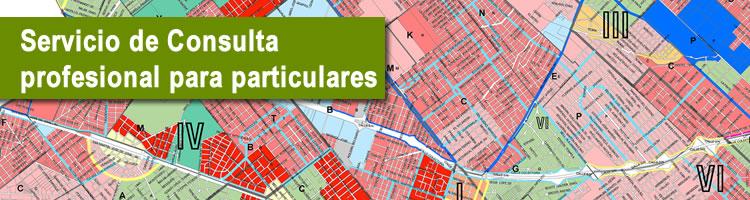 Consulta profesional arquitecto factibilidad obra legal tecnica constructiva municipal